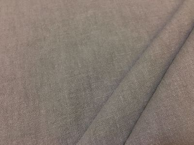 Washed Rame Linen Look Grey B168
