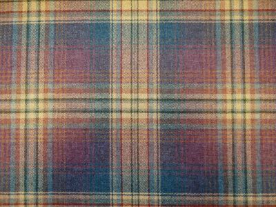 Chess Balmoral Tartan Monarch