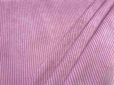 6 Wale Corduroy soft touch Blush T275