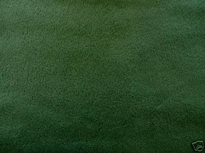 Bottle Green Polar Fleece Fabric ES012