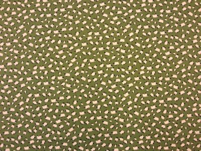 Sheep Poplin Green C135