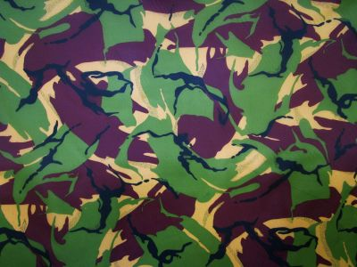 Camouflage Ripstop Jungle 1 C177