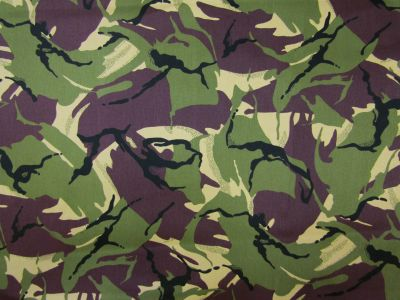 Camouflage Drill Jungle C178