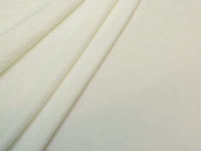 220gsm Brushed Jersey Ivory C206