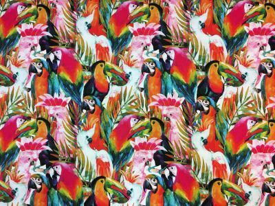 Tropical Birds Multi C247