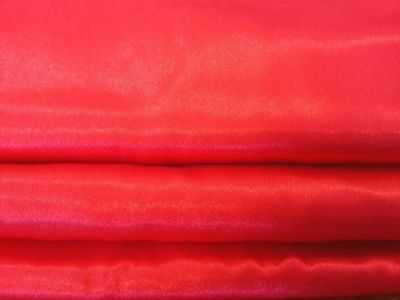 Dress Satin Red