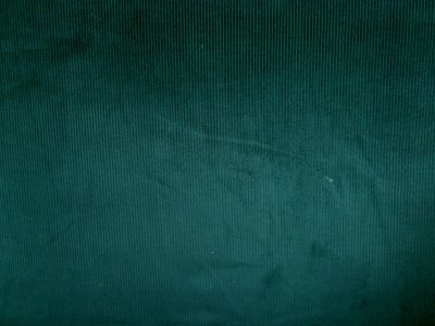 Bottle Green Corduroy Fabric