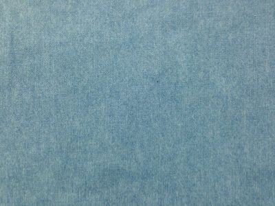 8oz Washed Denim Light Blue C3734