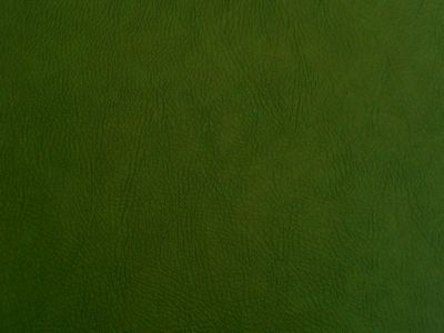Flame Retardant Bottle Green Faux Leatherette Fabric