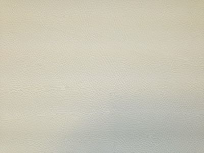 Flame Retardant White Leatherette