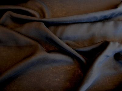 Plain Viscose Black C5666