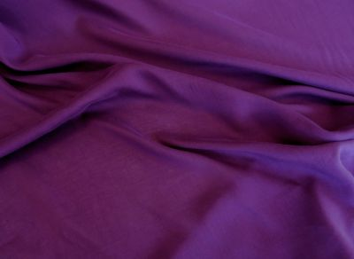 Plain Viscose Purple C5666