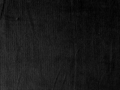 Black Stretch Needlecord Fabric C6624
