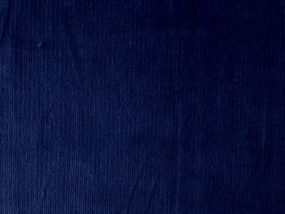 Navy Blue Stretch Needlecord Fabric C6624