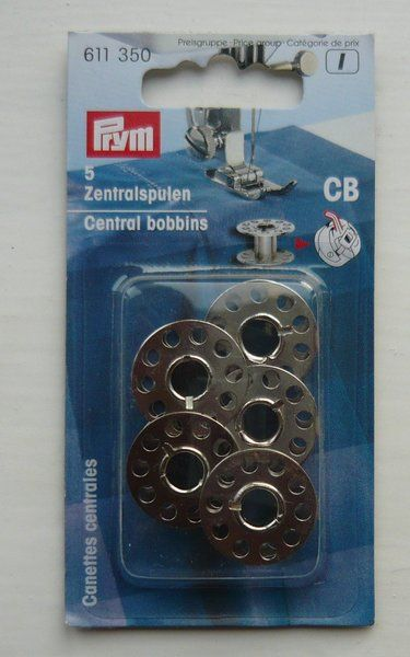 Prym Sewing Machine Central Bobbins