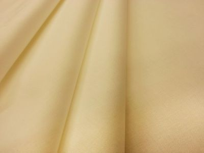 Plain Cream Curtain Lining