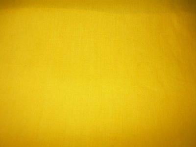 Plain Cotton Poplin Yellow CP0001