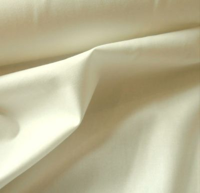 Plain Cotton Poplin Natural CP0001