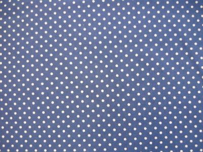 Spotty Cotton Poplin Copen