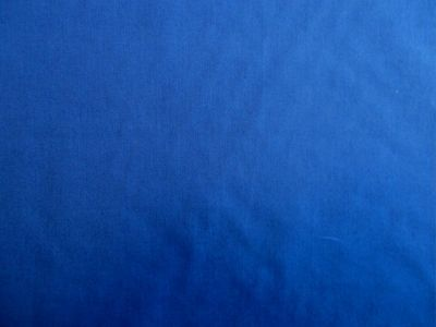 Plain Cotton Poplin Royal Blue CP0001