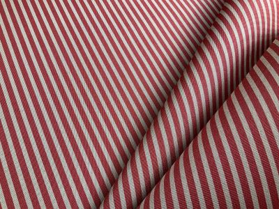 Red Sea stripe waterproof outdoor fabric C583