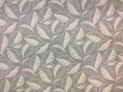 Deco Leaves Grey A157