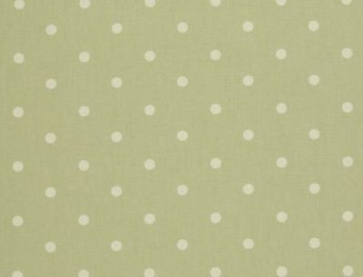 Clarke And Clarke Dotty Sage PVC