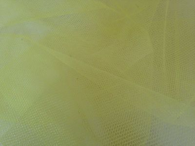 Dress Net Citron