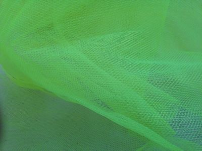 Dress Net Fluorescent Green