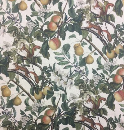 Squirrel Orchard Linen E148