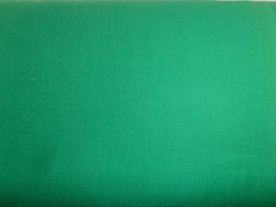 Plain 60/60 Cotton Emerald Green ES004