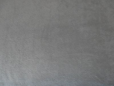 Grey Polar Fleece Fabric ES012
