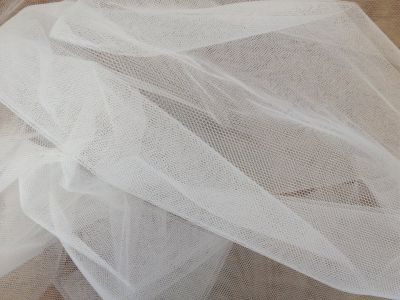Dress Net White