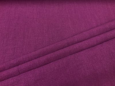 Washed Ramie Linen Grape B219