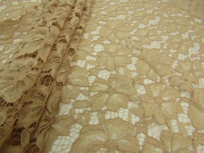 Floral Shimmer Lace Nude Tex Ex 1657