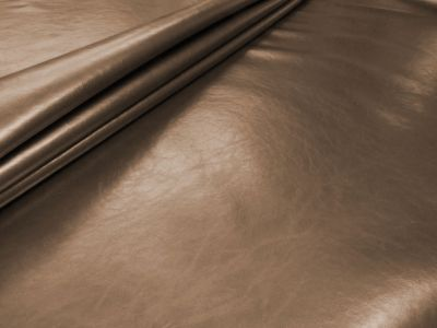 Faux Leather Hide Platinum H108