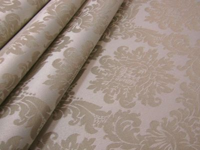 French Damask Linen H185