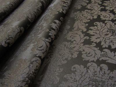 French Damask Noir H189