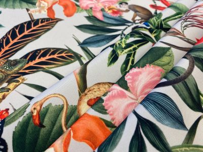 Tropical Outdoor Water Resistant Fabric H222