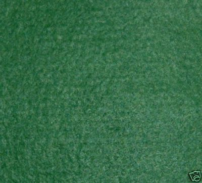 Holly Green Wool Mix Felt Fabric ES007