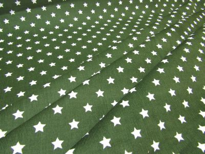 Star Needlecord Olive I138