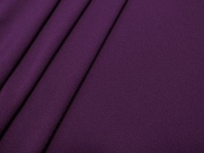 Crepe Jersey Purple I144