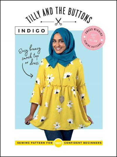 Tilly and the Buttons Indigo Sewing Pattern