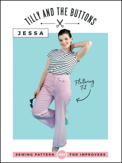 Tilly and the Buttons Jessa Sewing Pattern