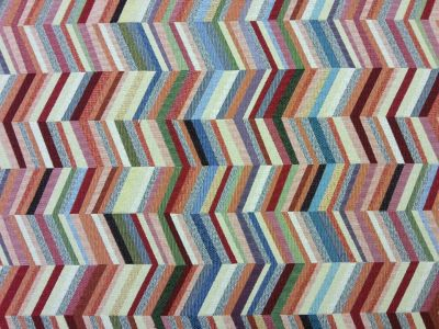 Herringbone Tapestry Multi K04