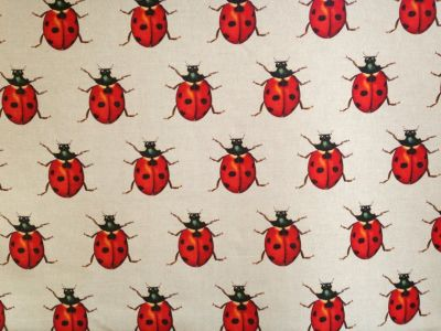 Tex Ex Original Ladybird Collector Linen