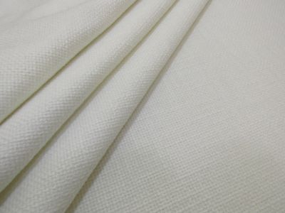 Moon Lairg Plain Weave White