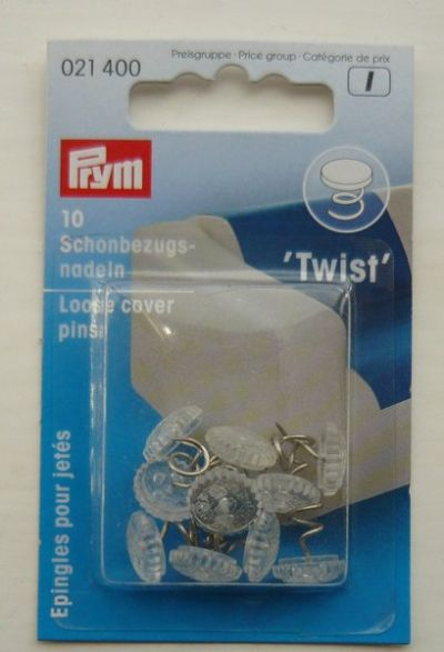 Prym Twist Loose Cover Pins