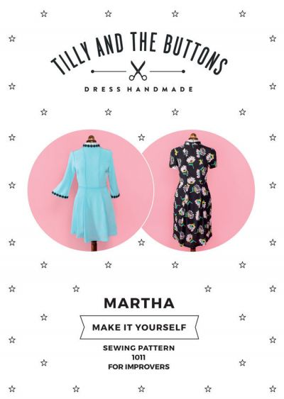 Tilly and the Buttons Martha Sewing Pattern