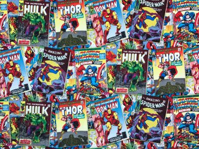 Marvel Comics Multi D59